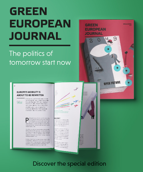 Green European Journal