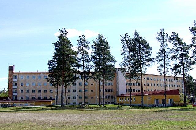 Salmirannan Vastaanottokeskus