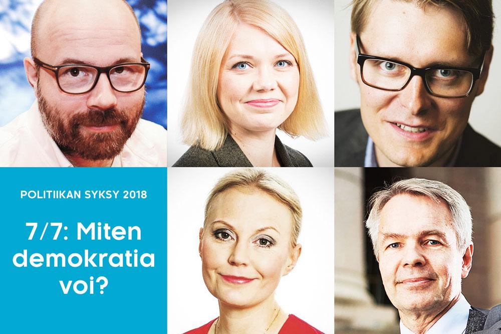 Mikä maksaa?: Suomen rikkaat | Mikä maksaa?