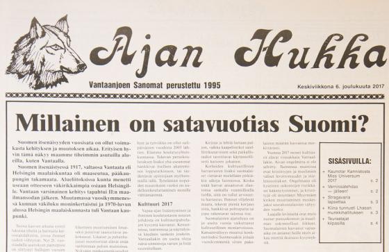 Ajan Hukka -lehti