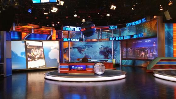 Daily Show -ohjelman studio
