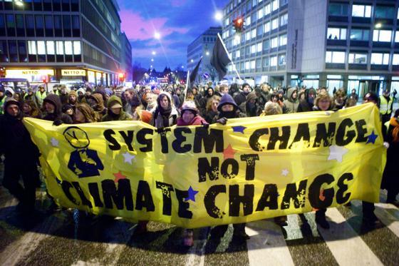 Mielenosoitus Kööpenhaminassa