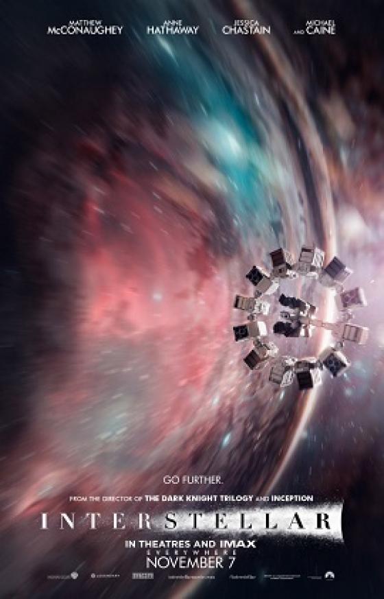 Interstellar-juliste
