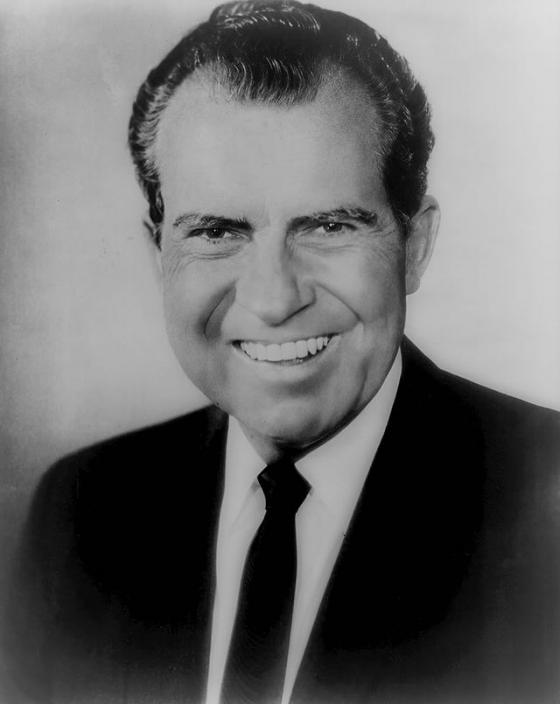 Idean isä, Richard Nixon