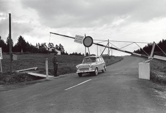 Kuvituskuva 1950-luvulta.