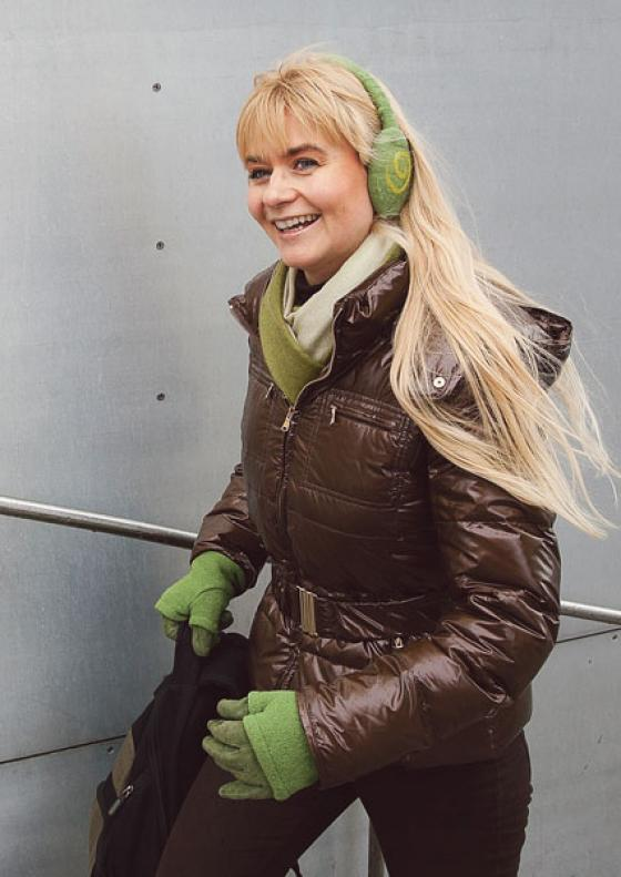 Janina Andersson.