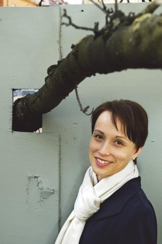 Karina Jutila.