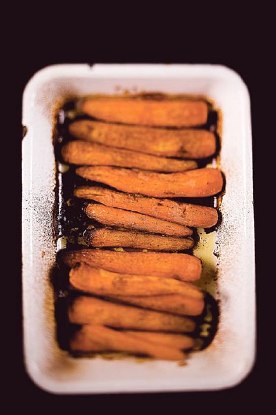 Porkkanalaatikko.