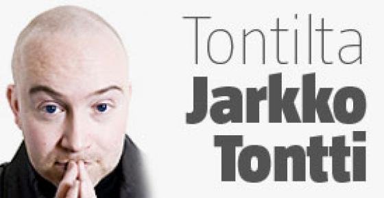 Jarkko Tontti -banneri.