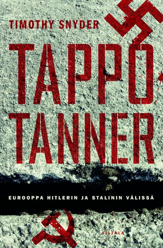 Timothy Snyder Tappotanner