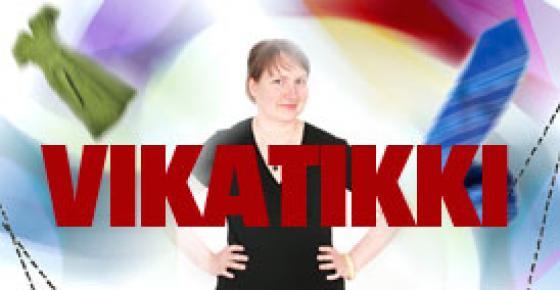 Vikatikki-blogi.