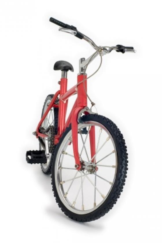 Punainen polkupyörä