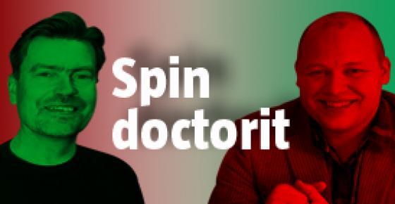 Spin doctorit.