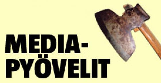 Mediapyövelit.