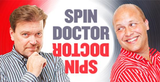 Spin doctor.