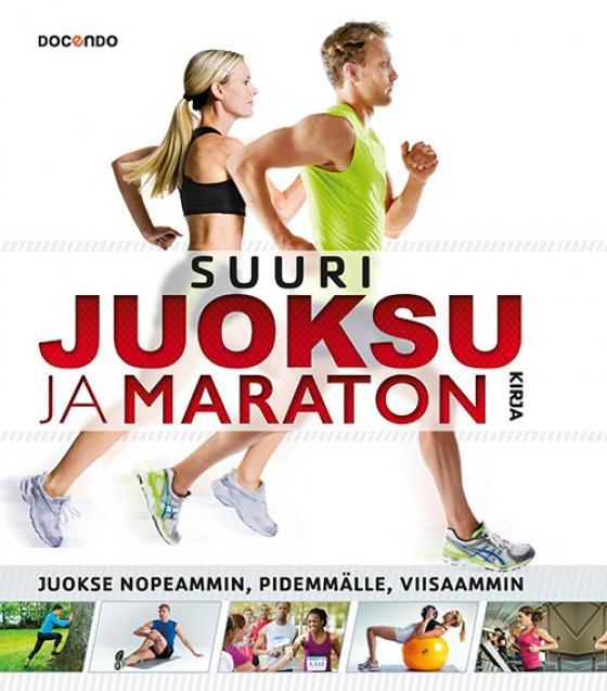 Suuri juoksu- ja maratonkirja