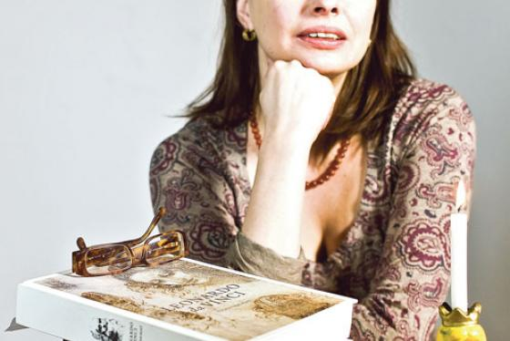 Laura Lahdensuu.