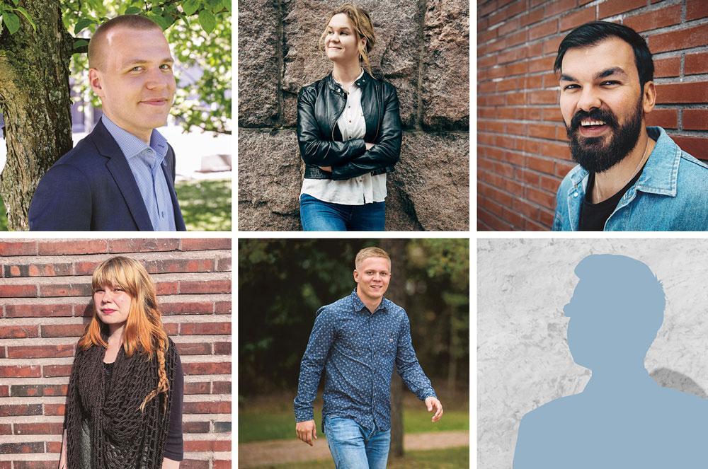 Suomen politiikan nuoret toivot