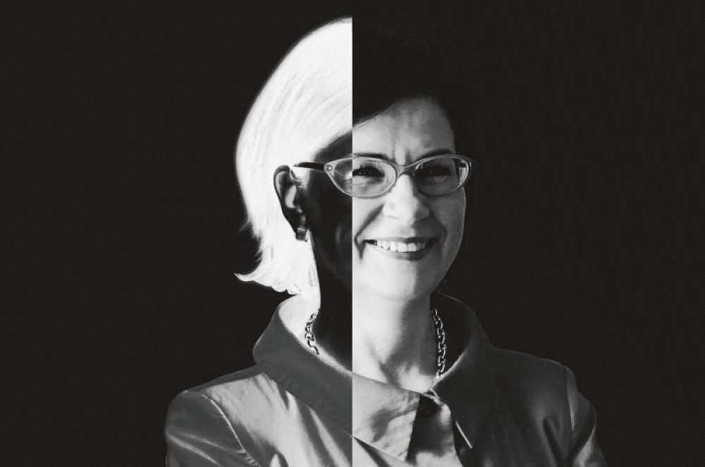 Läpivalaistu Anita Lehikoinen