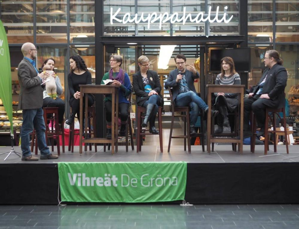 Vihreät Mikkelissä