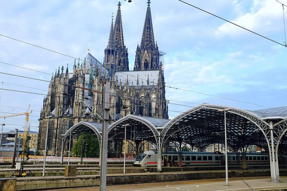 Kölnin rautatieasema