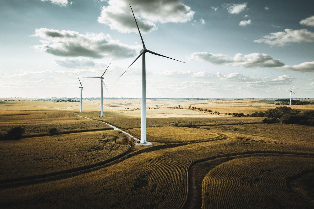 Tuulivoimaa