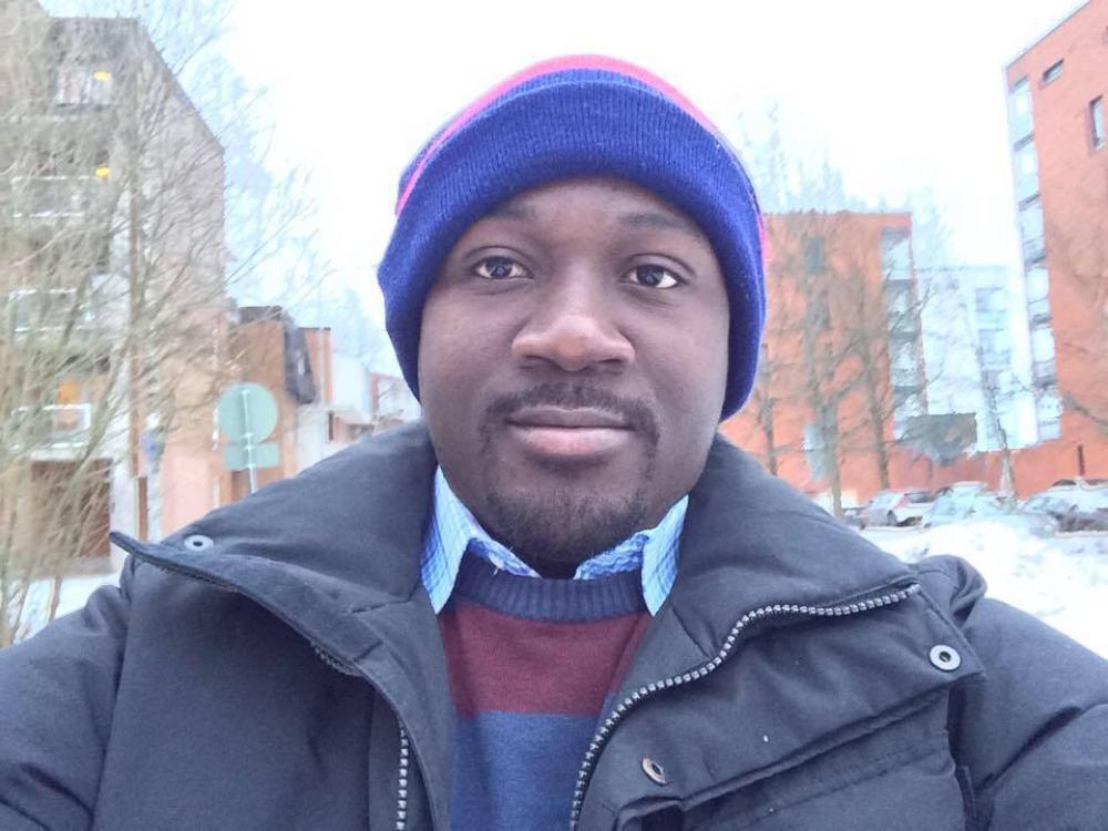 Amos Asare