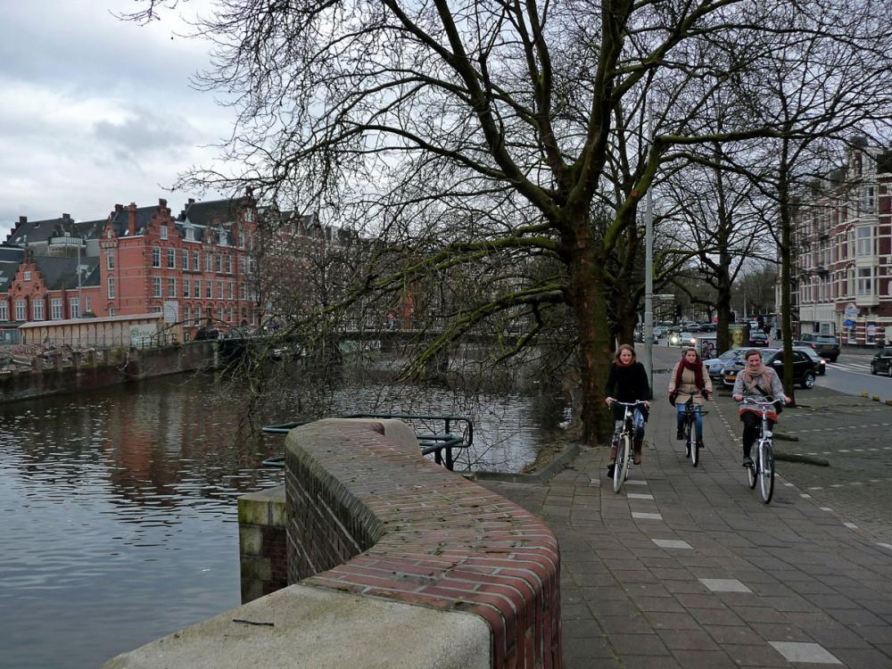 Amsterdamin kanava