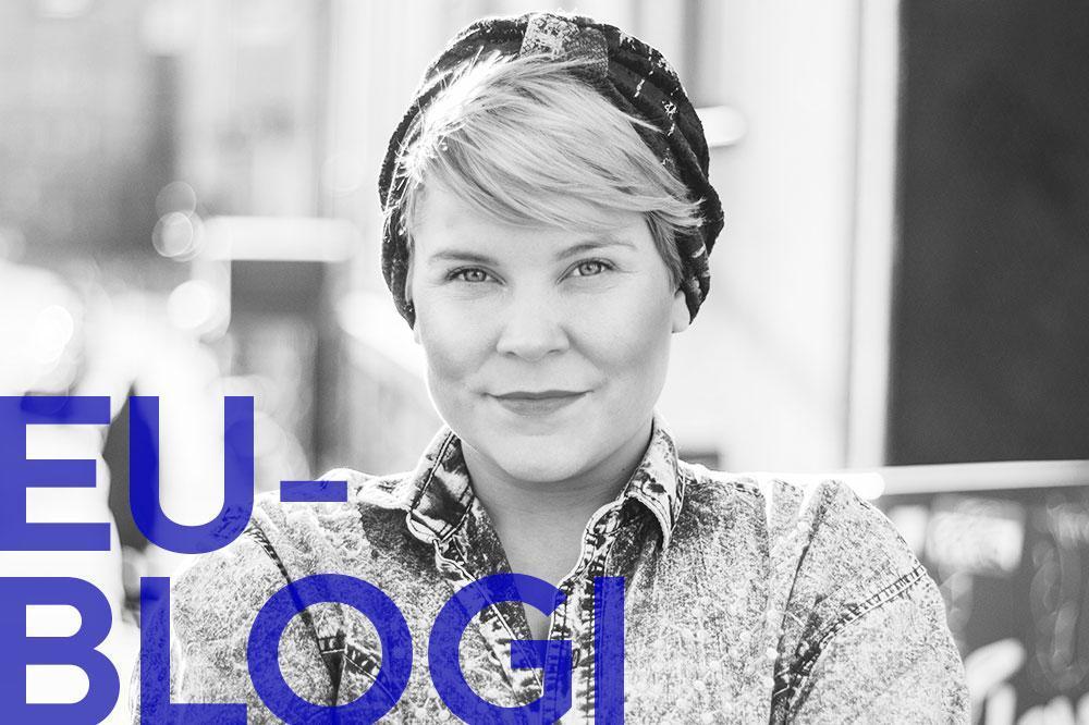 EU-blogi: Katri Ylinen