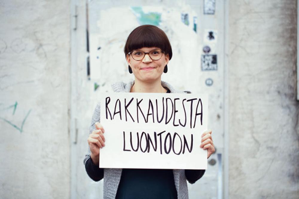Paloma Hannonen.