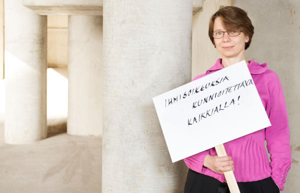 Ulla Anttila.