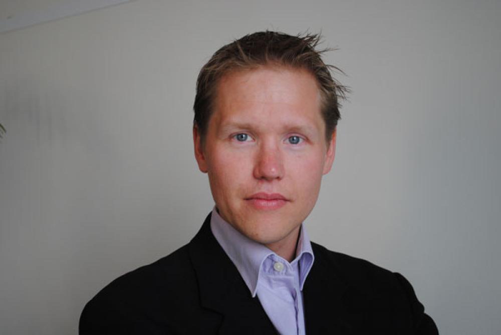 Juha Ruokonen.