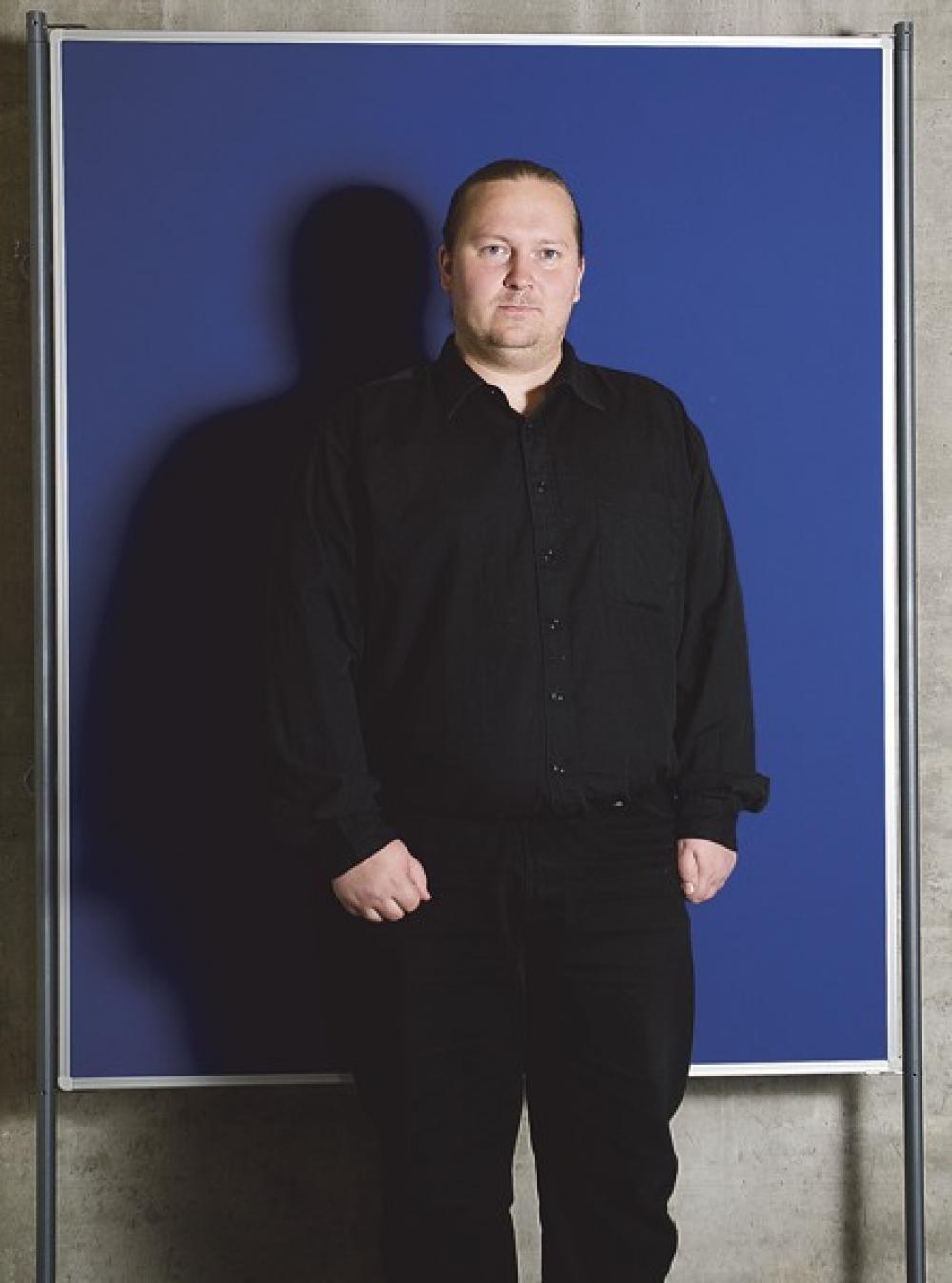Johannes Nieminen.