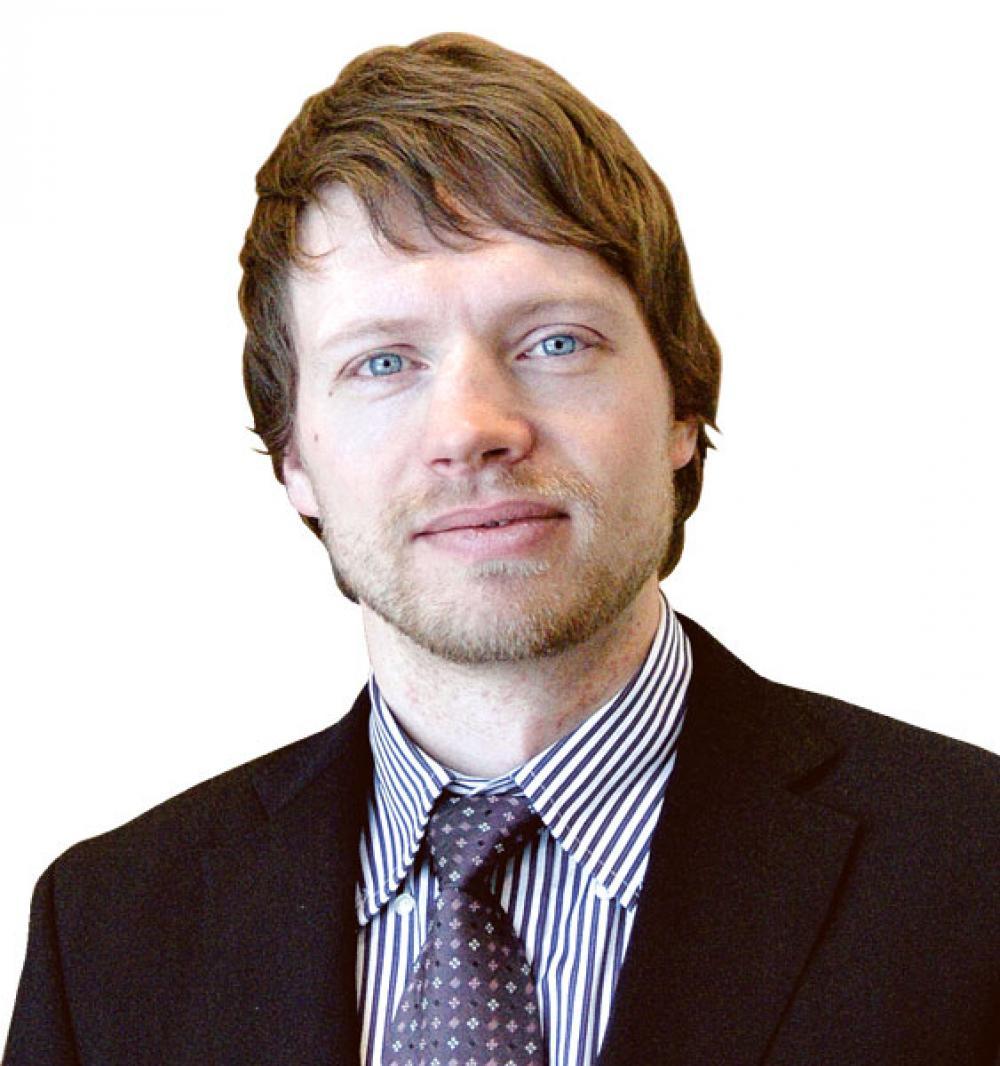 Mikael Hallbäck.