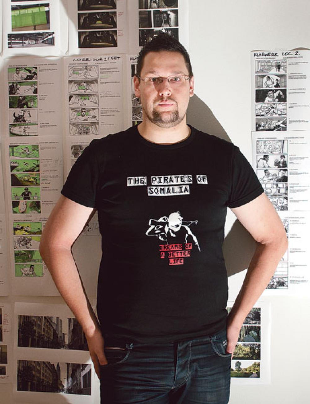 Timo Vuorensola.