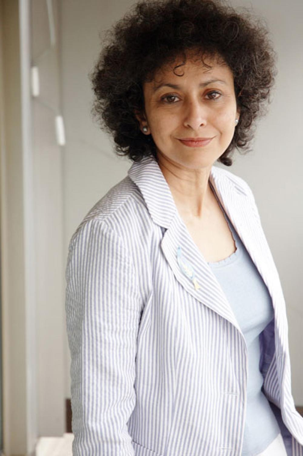Irene Khan.