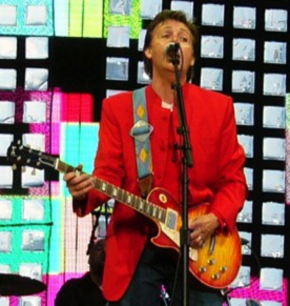 Paul McCartney Prahassa.
