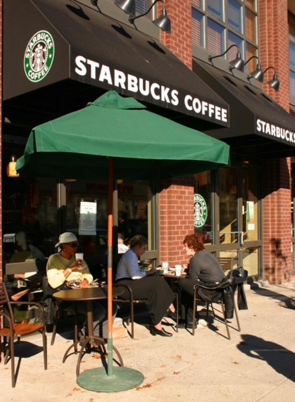 Starbucks, Washington DC