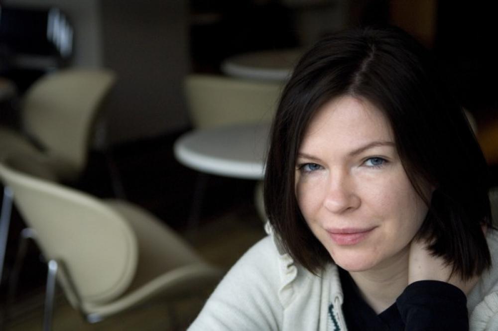 Anni Sinnemäki.