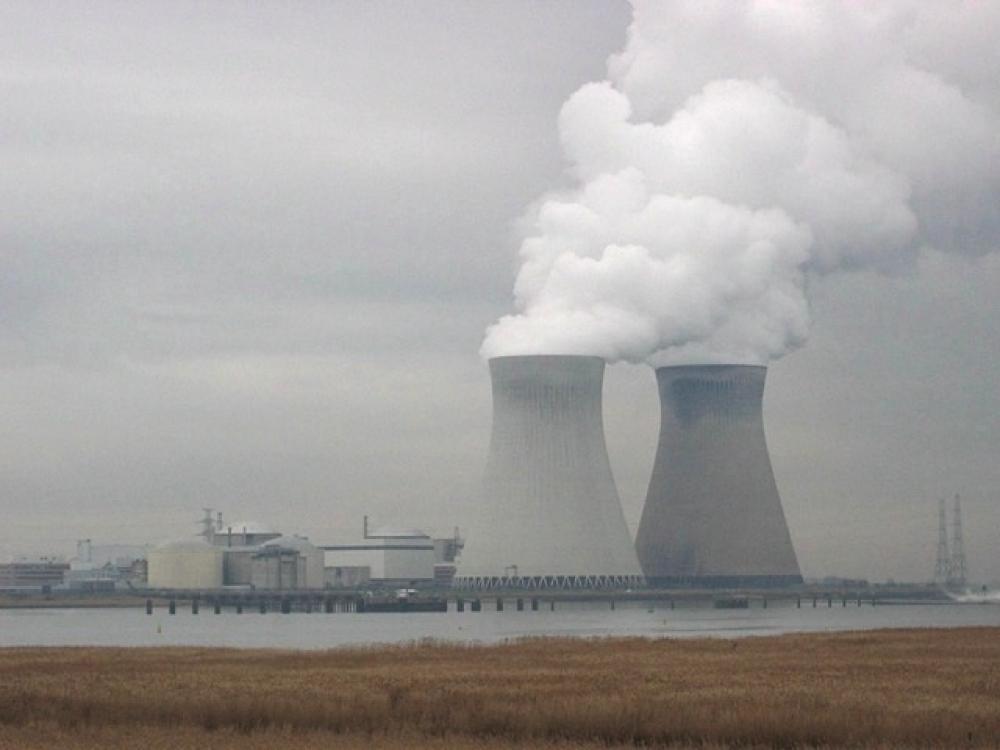 Doelin ydinvoimala.