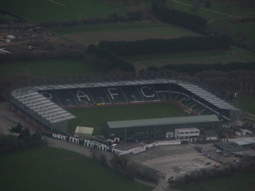 Home Park Plymouthissa.