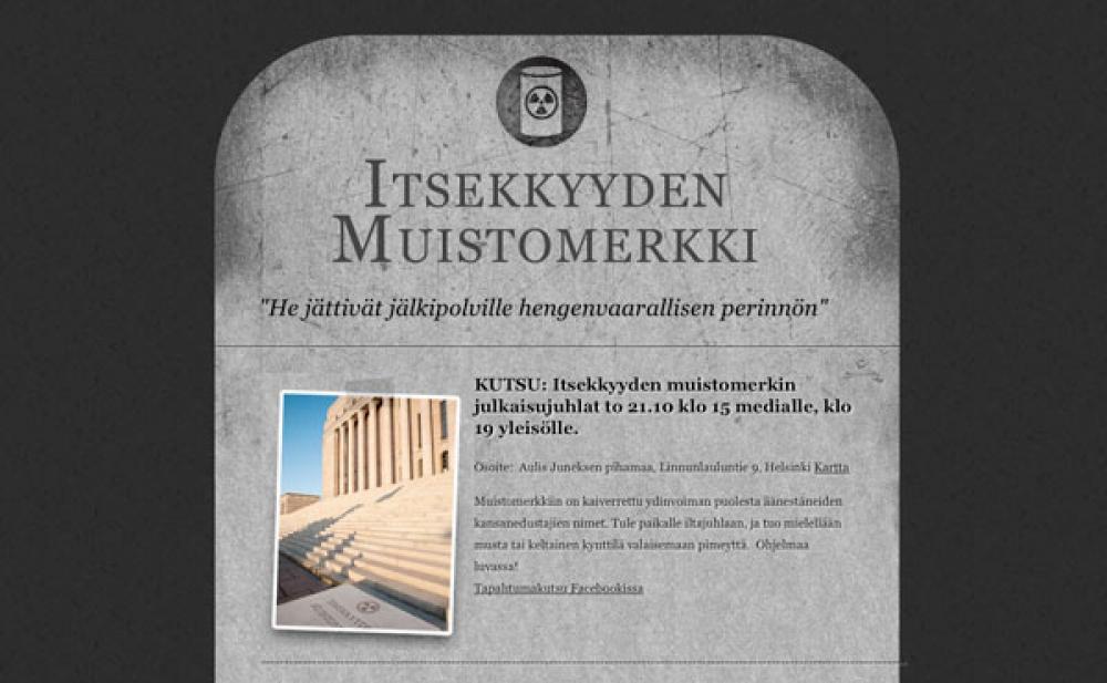 itsekkyydenmuistomerkki.fi