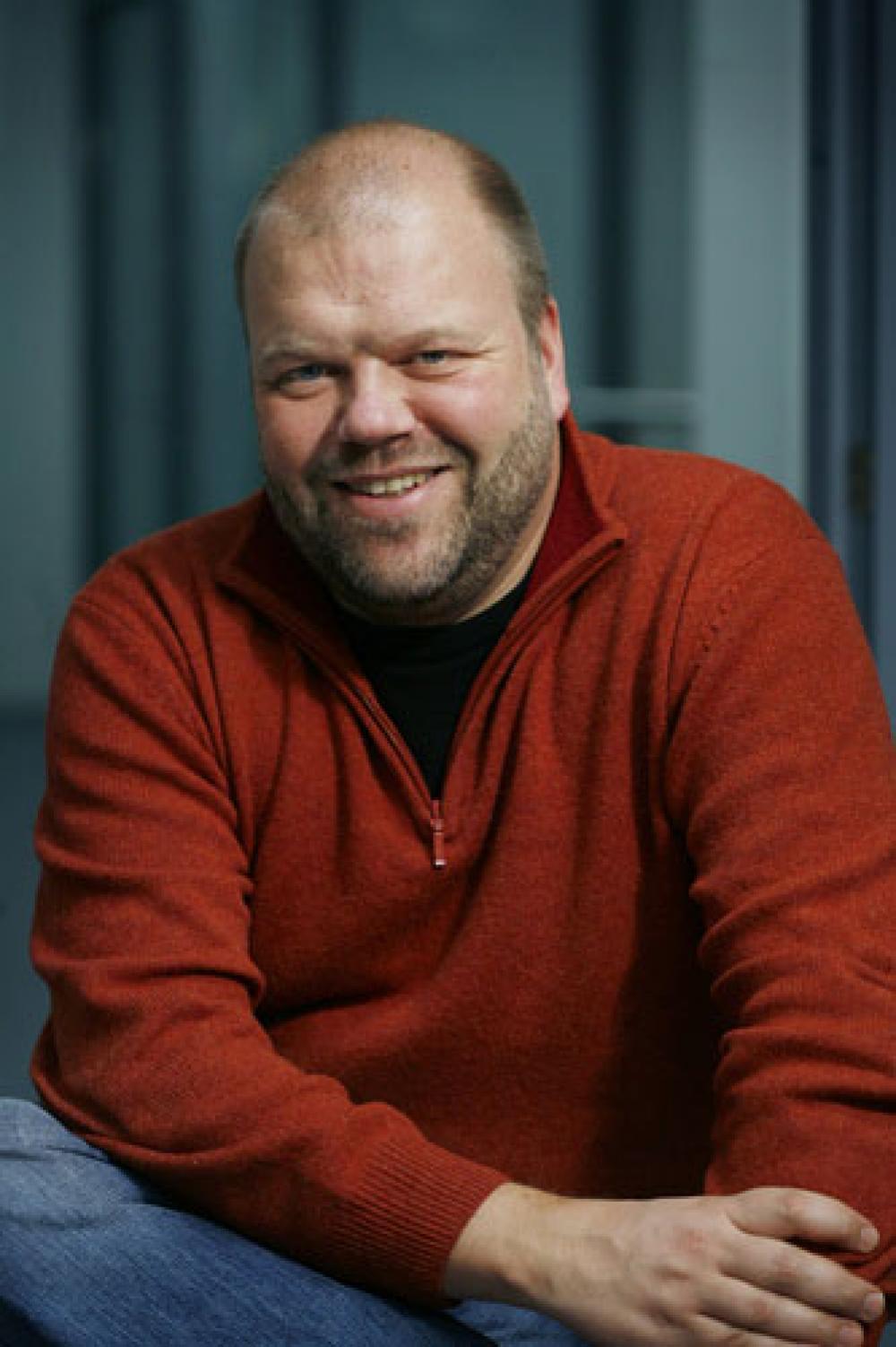 Janne Ronkainen.