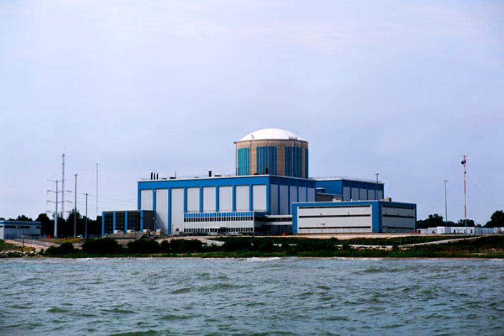 Kewauneen ydinvoimala.
