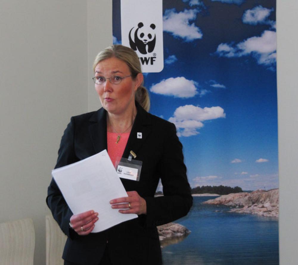 Liisa Rohweder.