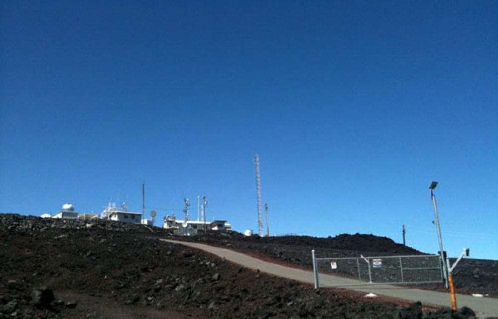 Mauna Loa.