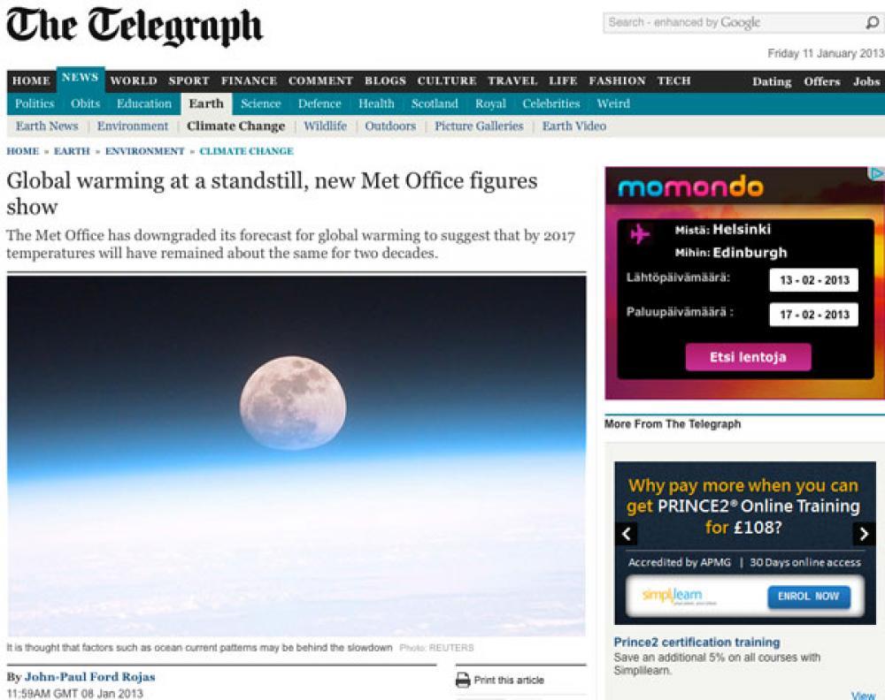 Kuva Daily Telegraphin jutusta.