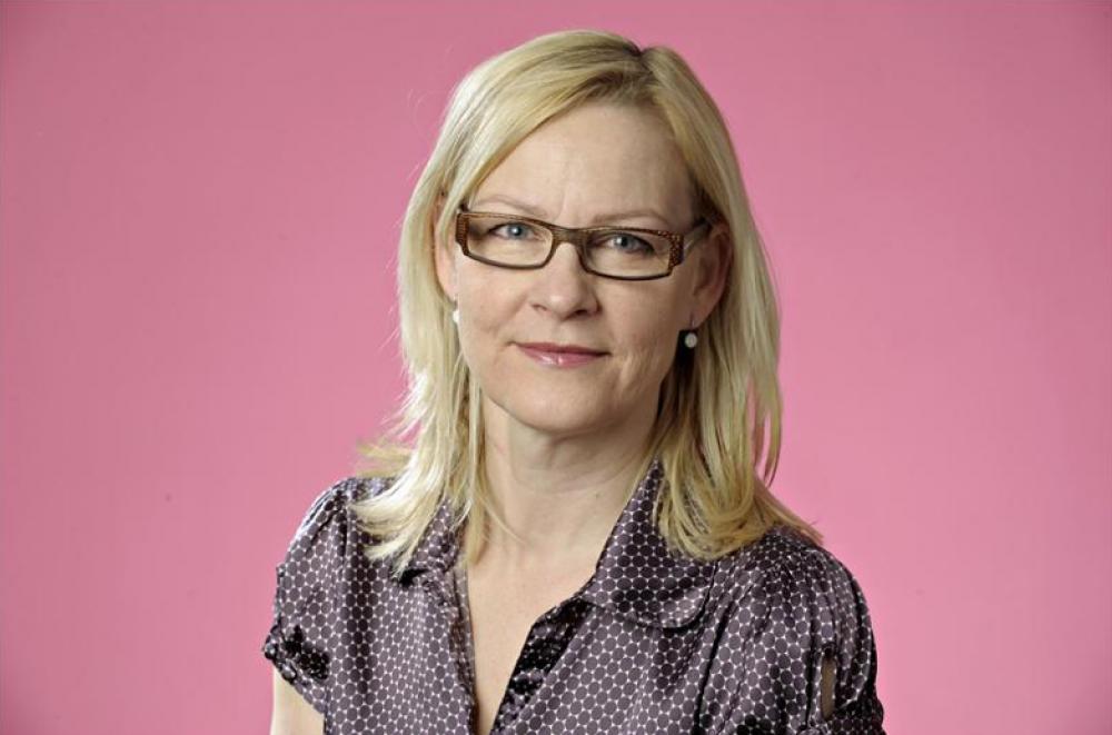 Eva Biaudet.