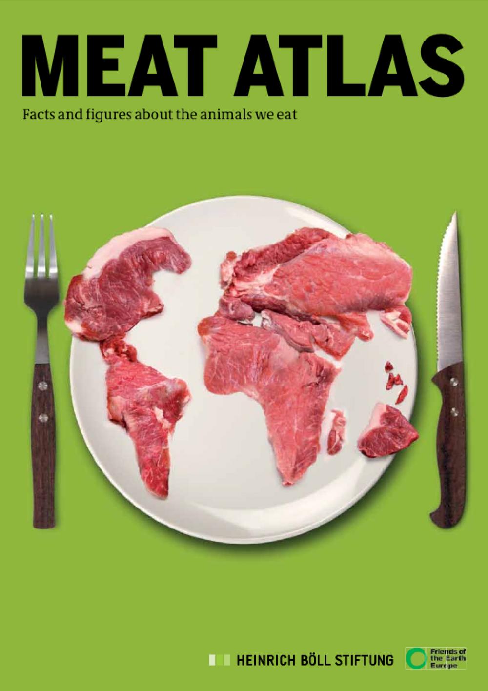 Meat Atlas 2014.