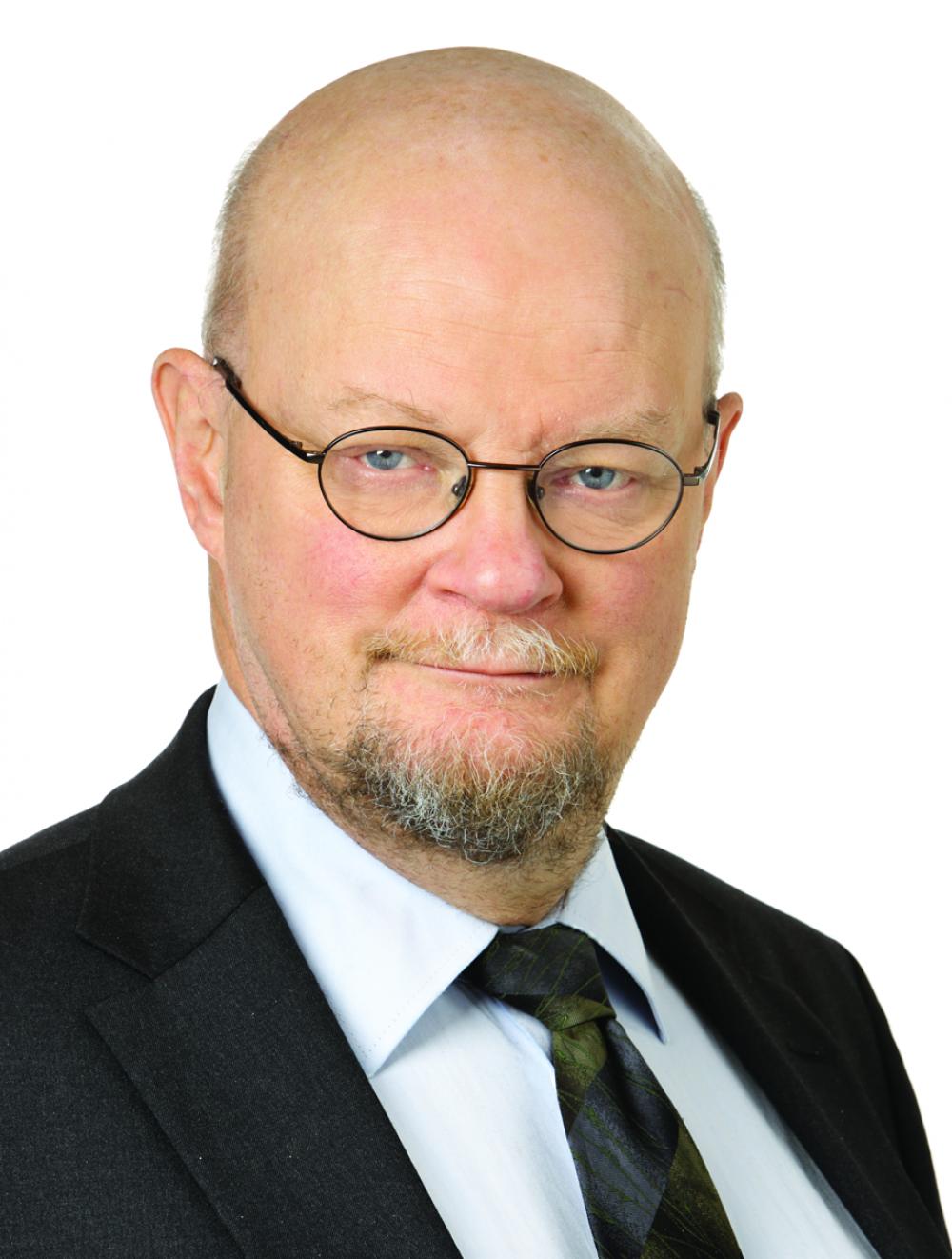 Osmo Soininvaara.
